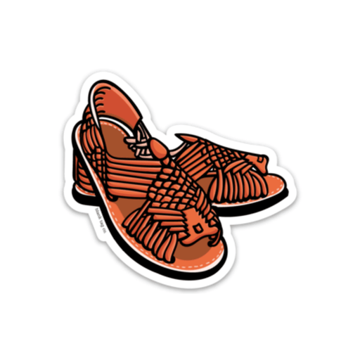 The Huarache Sticker - Product Image