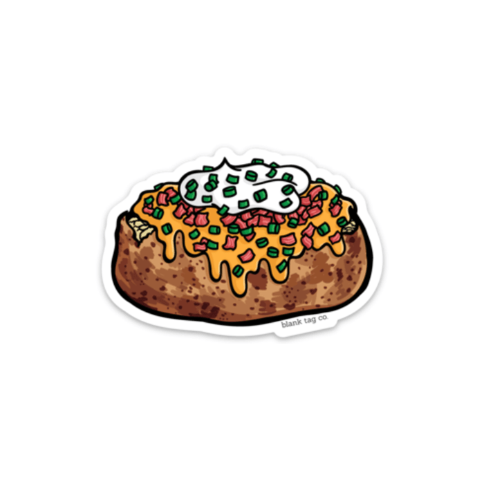 The Loaded Baked Potato - Product Image