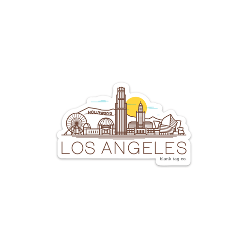 The Los Angeles Monuments - Product Image