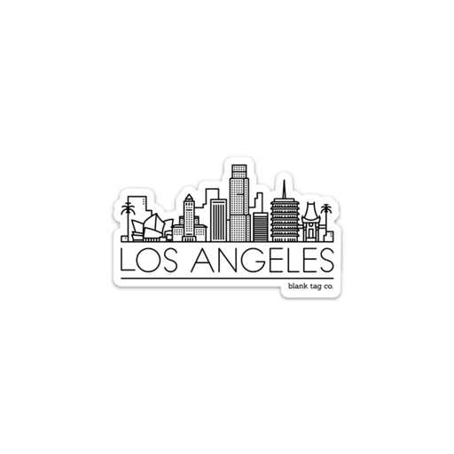 The Los Angeles Skyline - Product Image