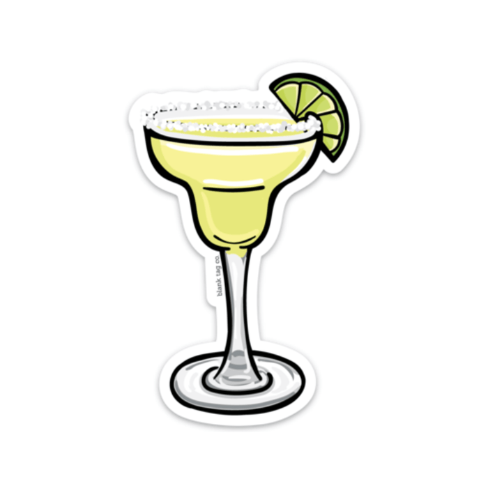 The Margarita Sticker - Product Image