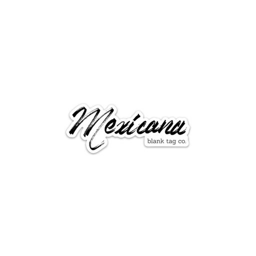 The Mexicana Sticker - Product Image