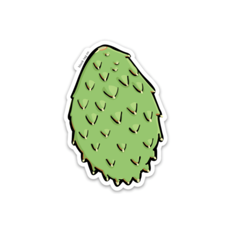 The Nopal Sticker - Product Image