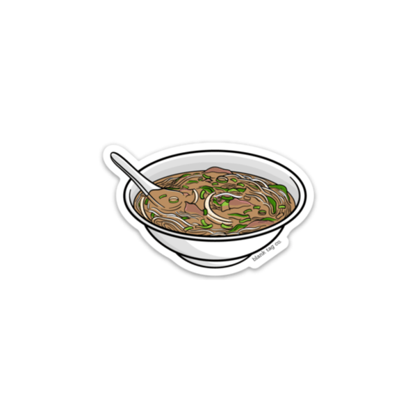 The Pho Sticker - Product Image