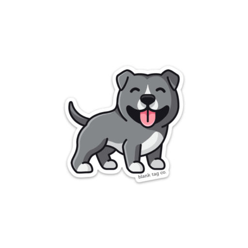 The Pitbull Sticker - Product Image