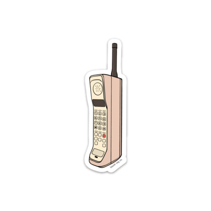 The Retro Cellphone - Product Image