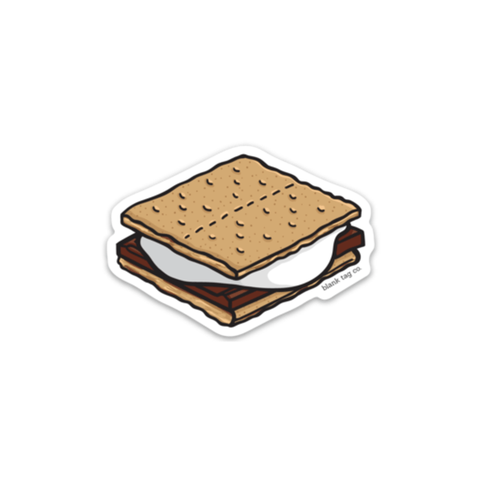 The S'more Sticker - Product Image