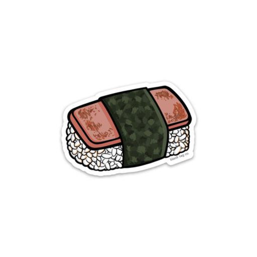 The Spam Musubi Sticker - Product Image