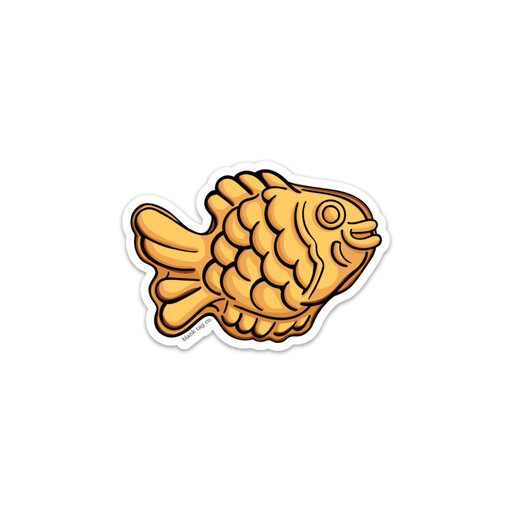 The Taiyaki Sticker - Product Image