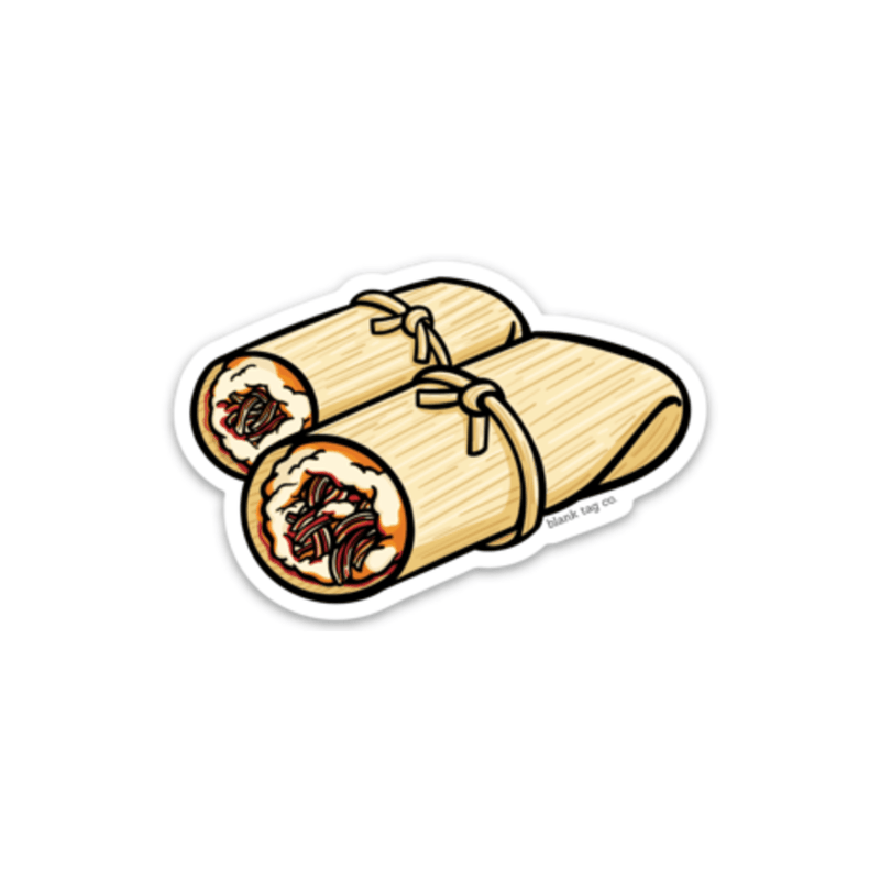The Tamales Sticker - Product Image