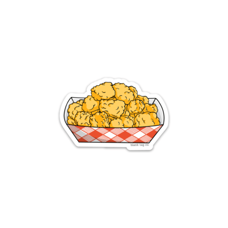 The Tater Tots Sticker - Product Image