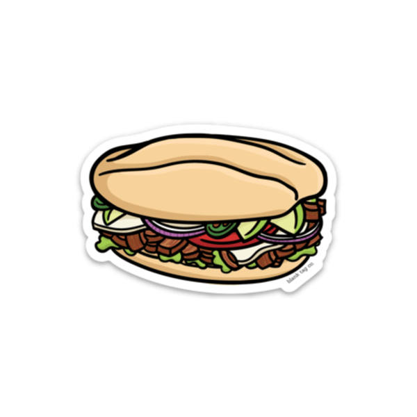 The Torta Sticker - Product Image