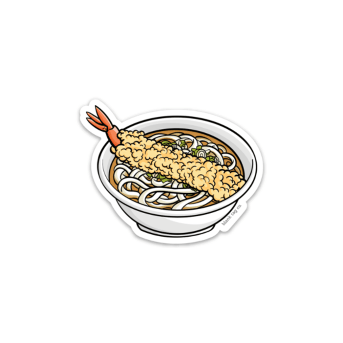 The Udon Sticker - Product Image