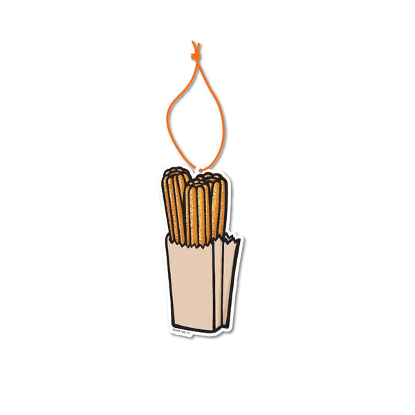 The Churros Air Freshener