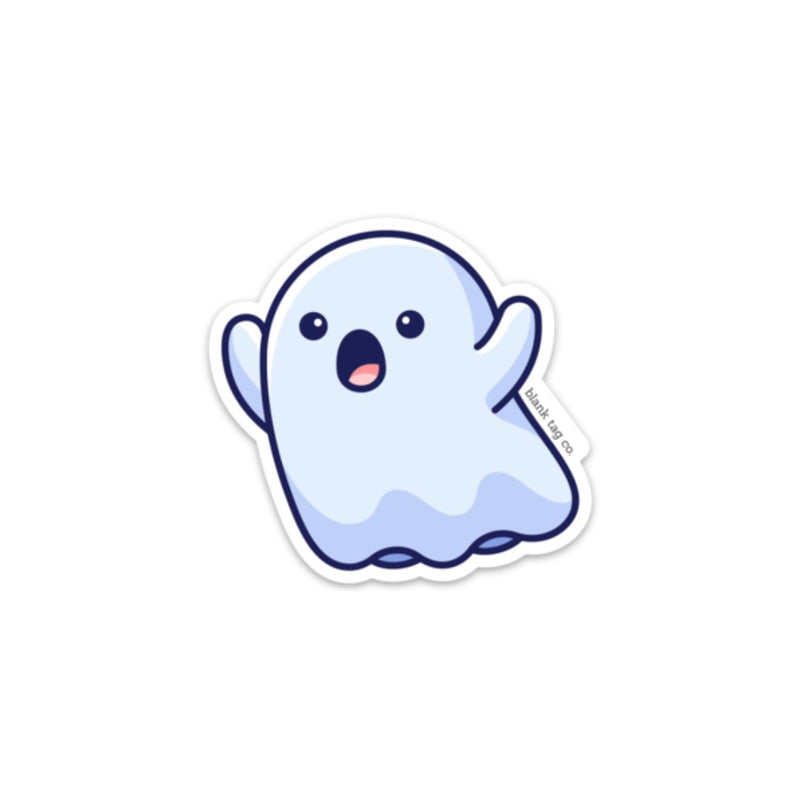 The Ghost Sticker