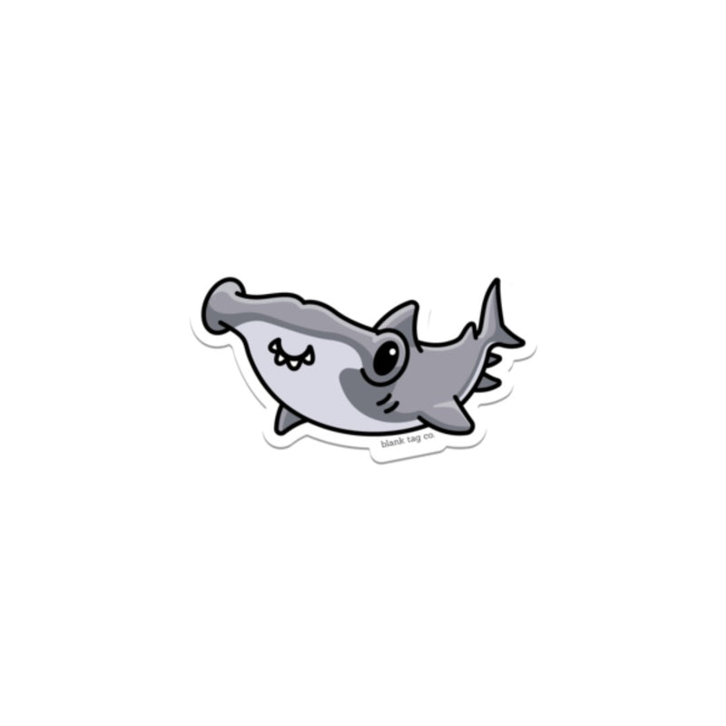 The Hammerhead Shark Sticker