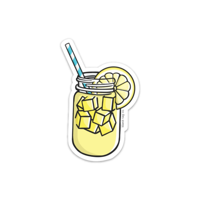 The Lemonade Sticker