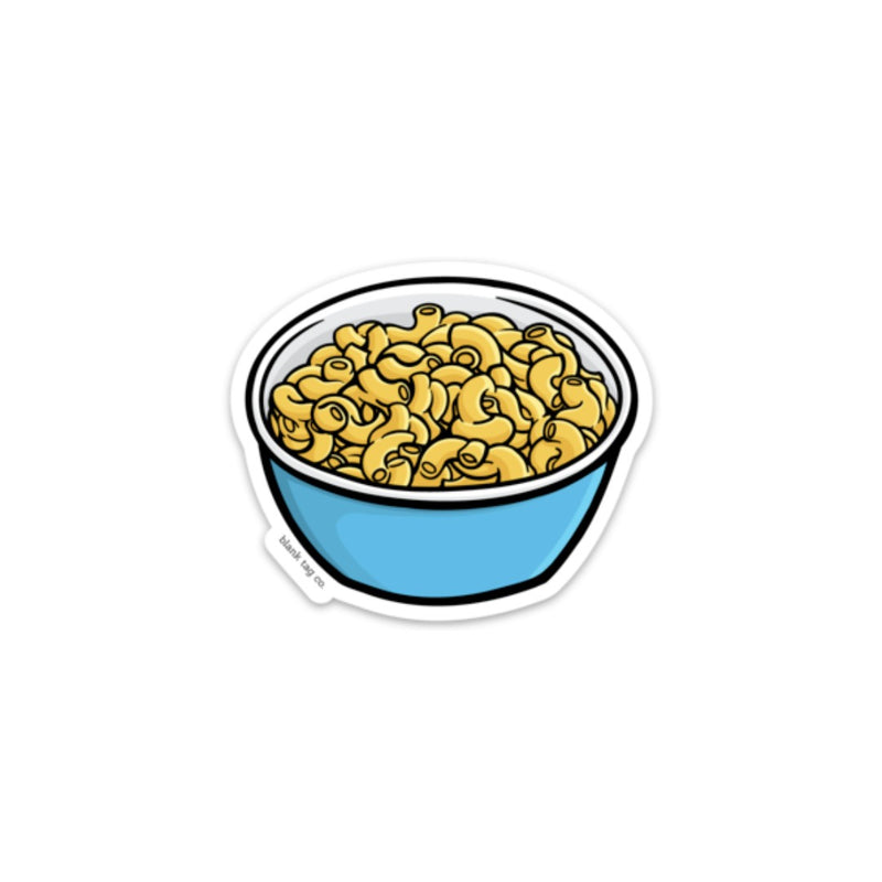 The Mac & Cheese Sticker