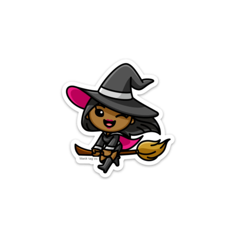 The Witch Sticker
