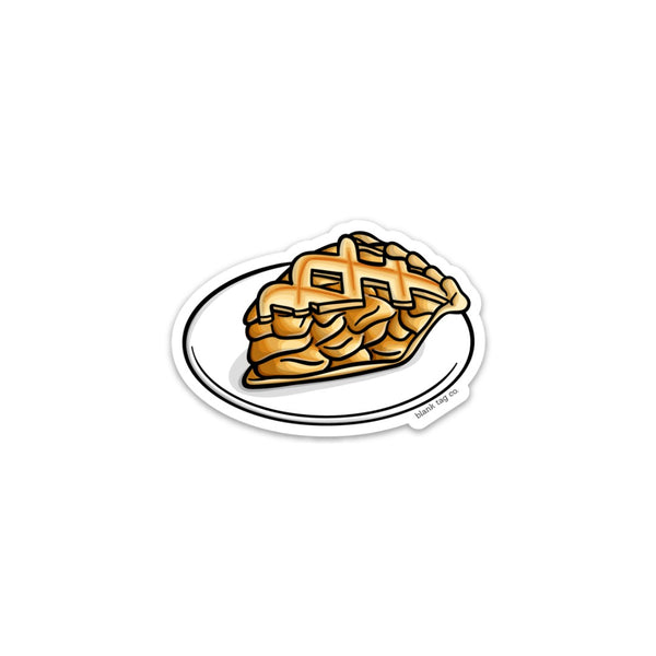 The Apple Pie Sticker