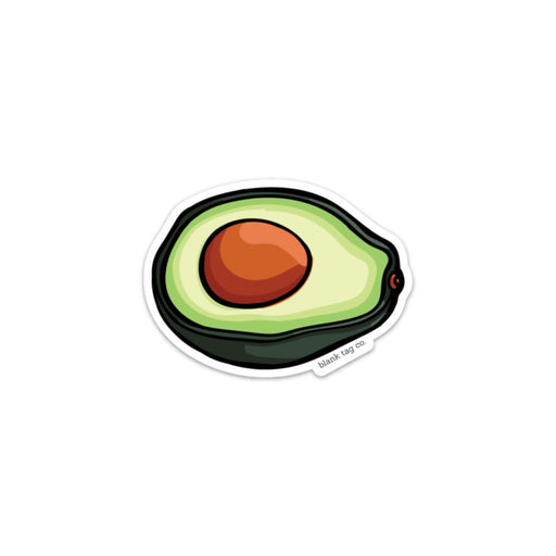 The Avocado Sticker