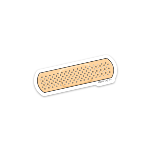 The Bandaid Sticker