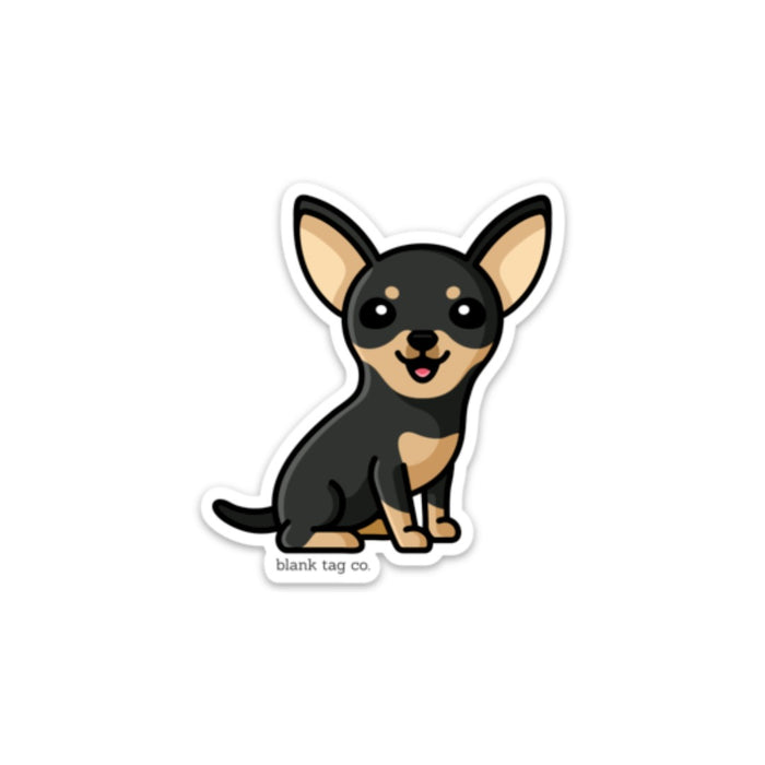 The Chihuahua Sticker