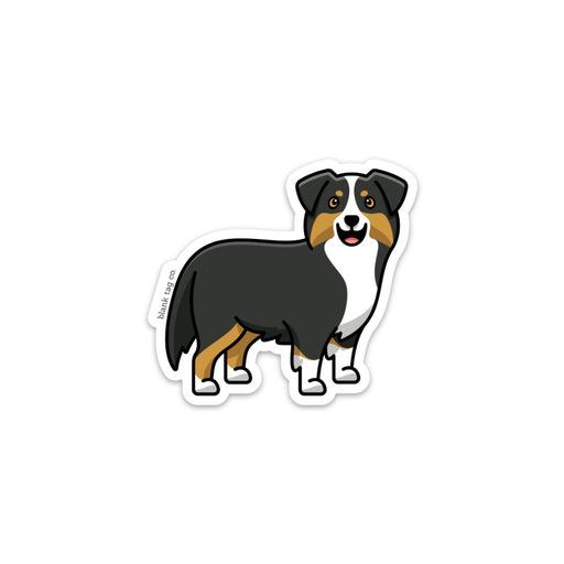 The Australian Shepherd Sticker