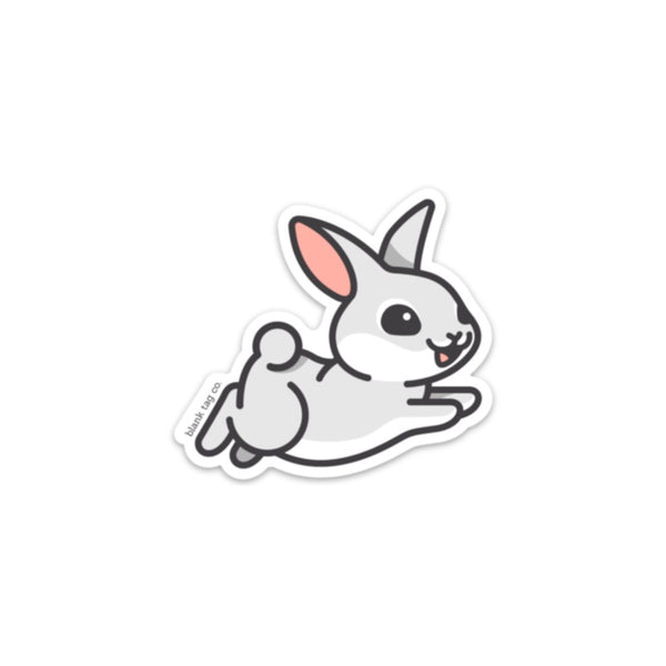 The Bunny Sticker
