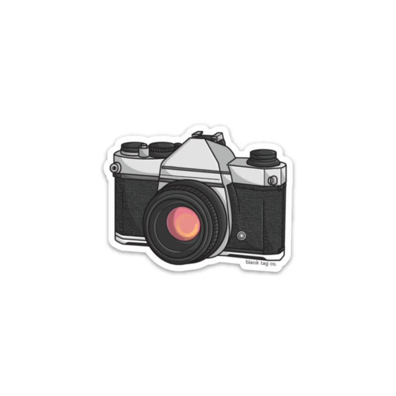 The Camera Sticker