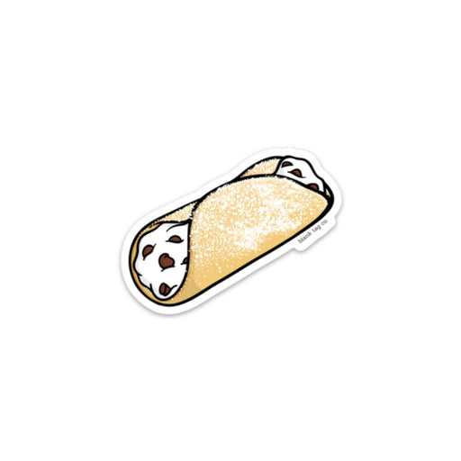 The Cannoli Sticker