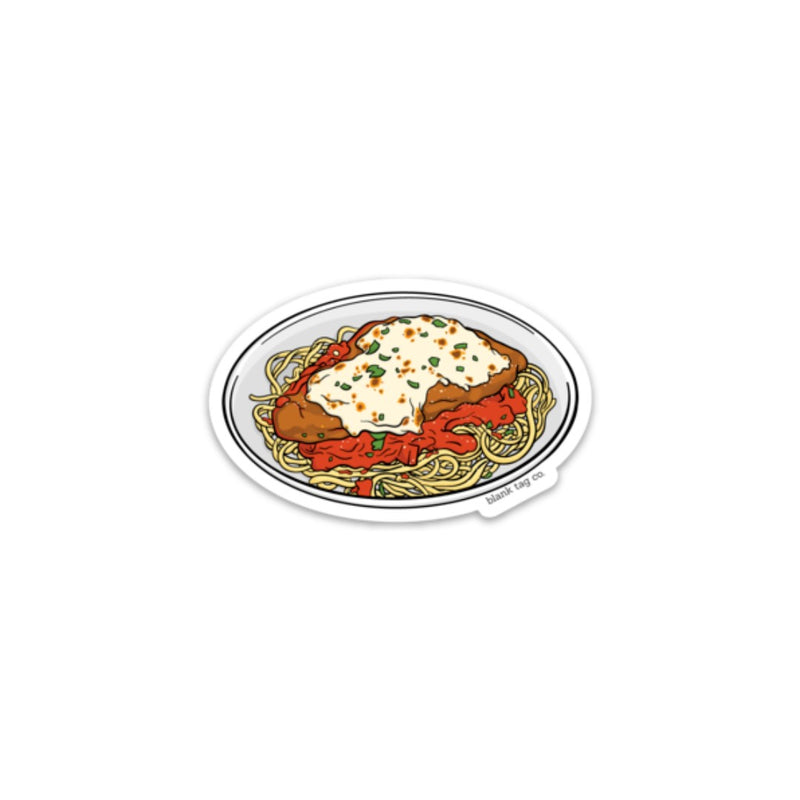 The Chicken Parmesan Sticker