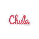 The Chula Sticker