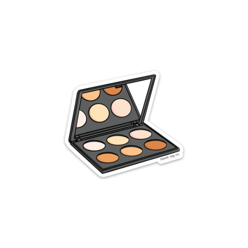The Contour Kit Sticker