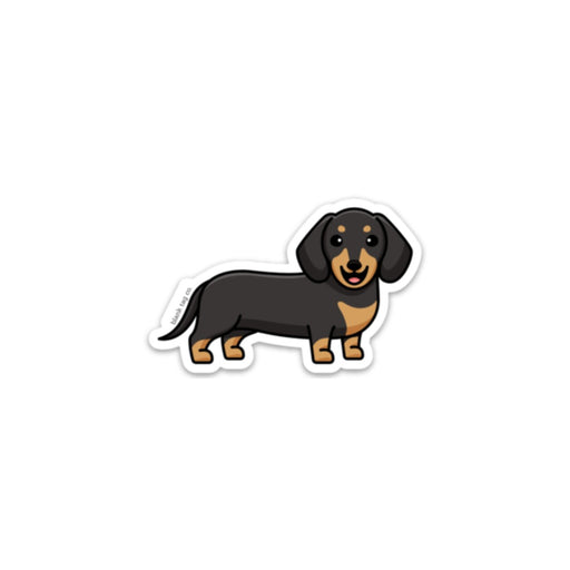 The Dachshund Sticker