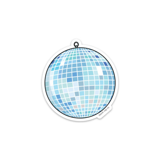 The Disco Ball Sticker