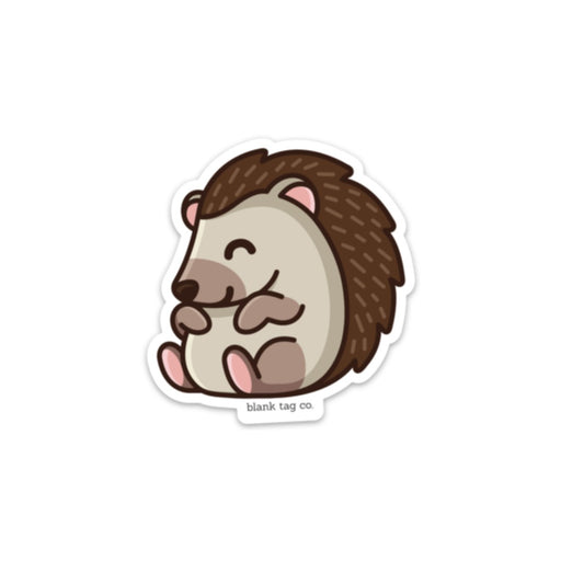 The Hedgehog Sticker