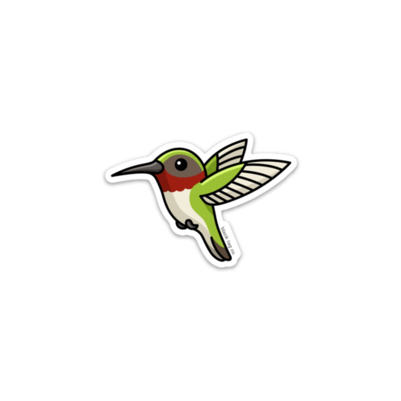 The Hummingbird Sticker