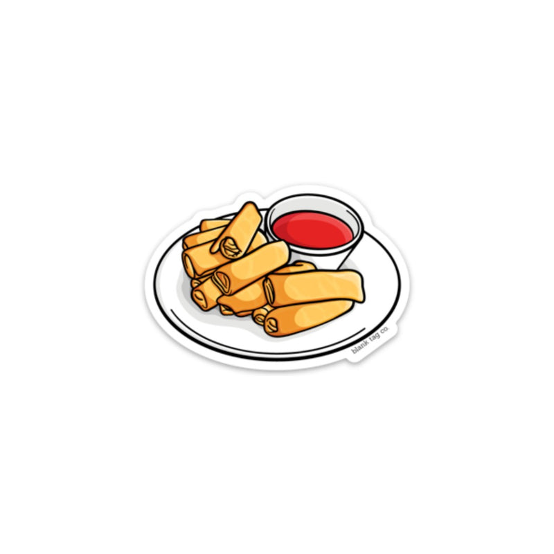 The Lumpia Sticker