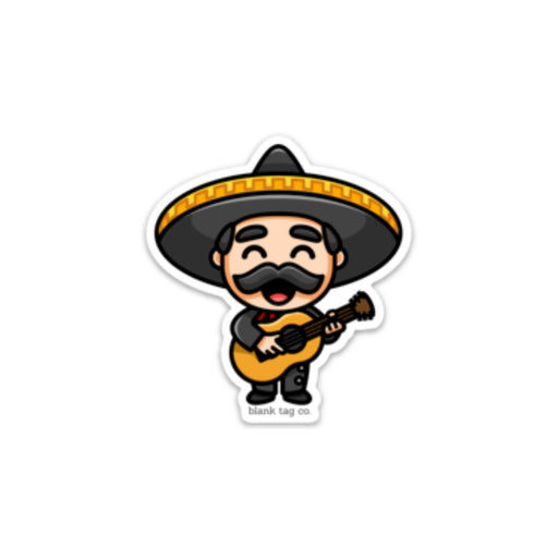 The Mariachi Sticker
