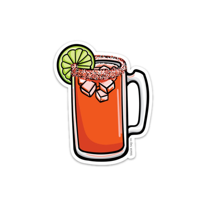 The Michelada Sticker