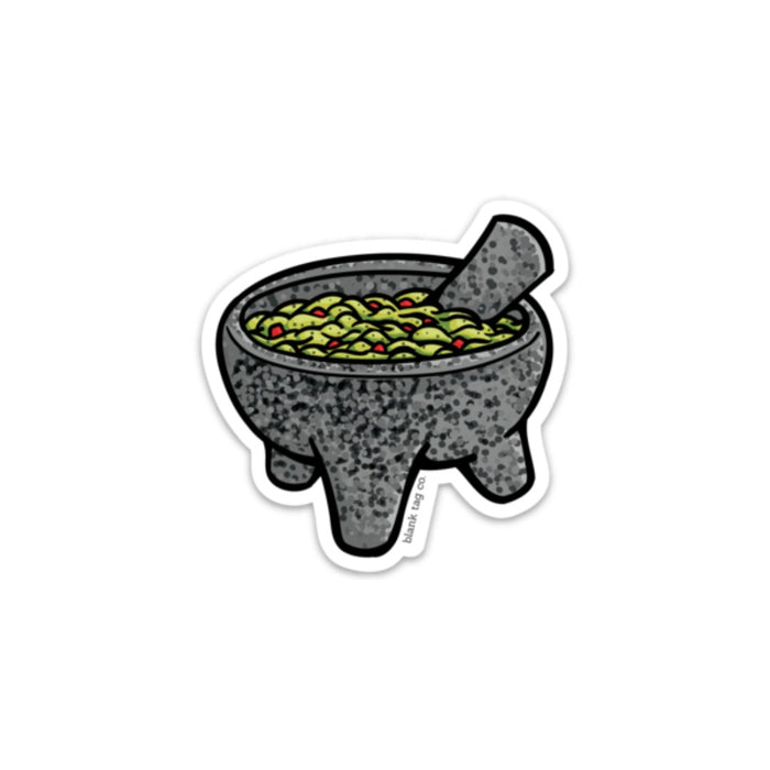 The Molcajete Sticker