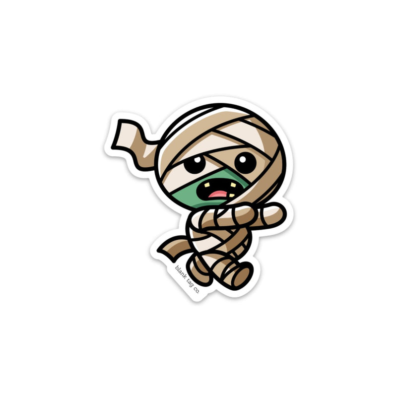 The Mummy Sticker