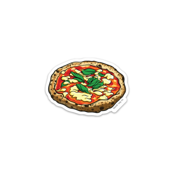 The Napoletana Pizza Sticker
