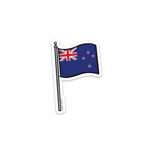The New Zealand Flag Sticker