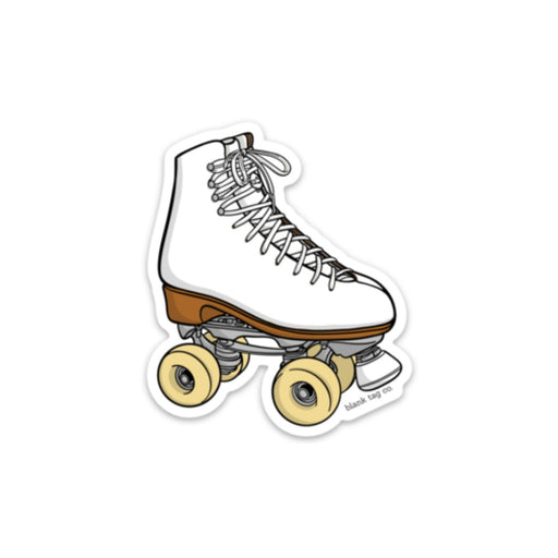 The Roller Skate Sticker