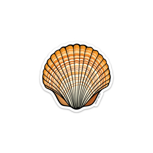 The Seashell Sticker