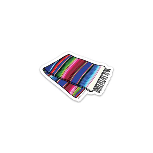 The Serape Sticker