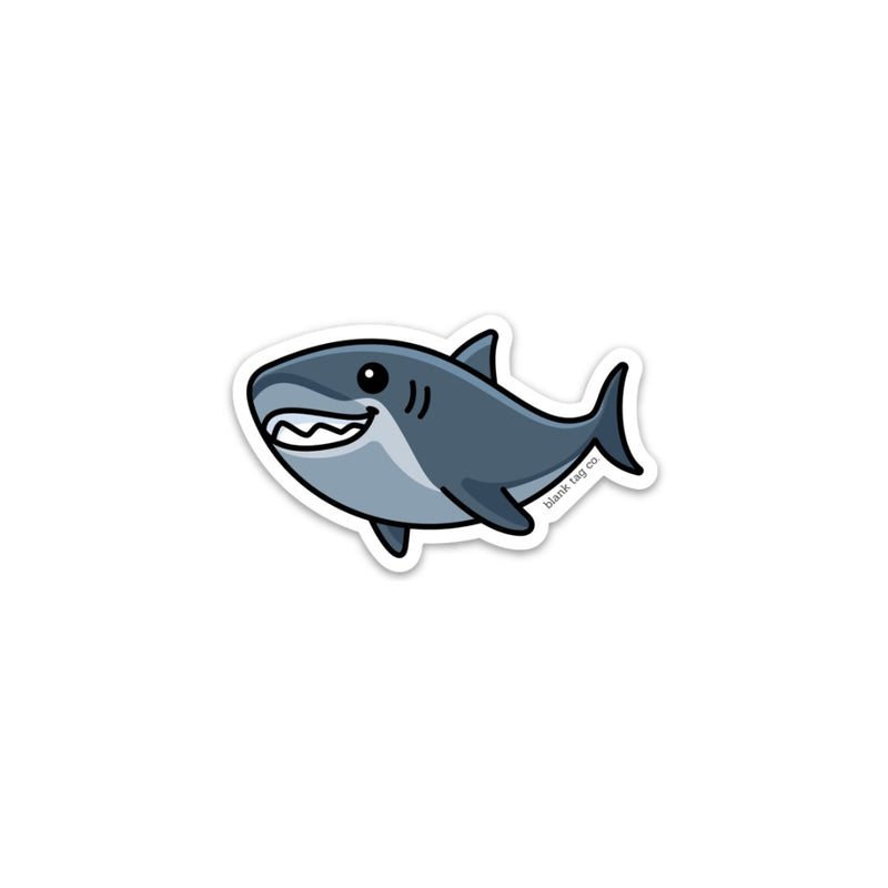 The Shark Sticker