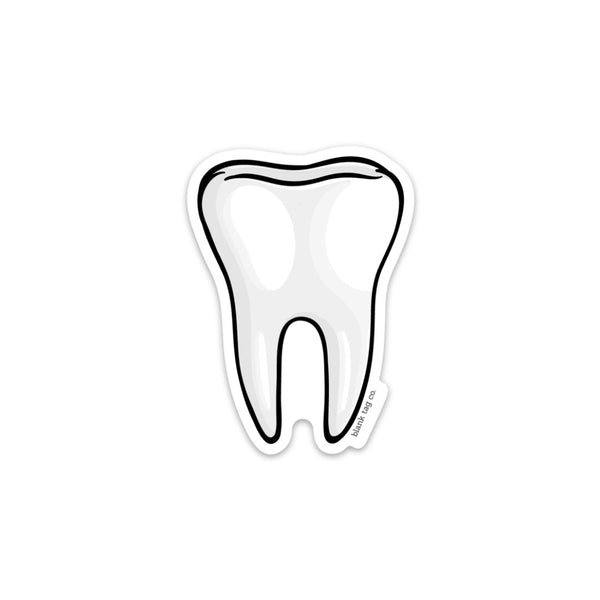 The Tooth Sticker